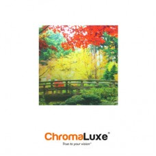 CLEAR - GLOSS -  Square Aluminum Photo Panels, ChromaLuxe HD