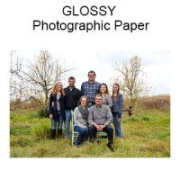 GLOSSY Custom Size - Premium Professional Quality Photographs (Inches)
