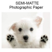 Semimatte Custom Size - Premium Professional Quality Photographs (Inches)